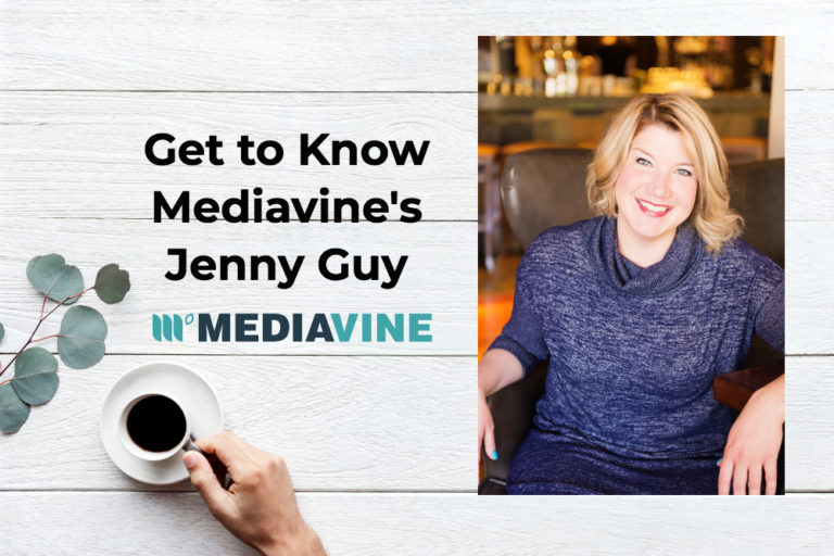 Meet Jenny Guy of Mediavine